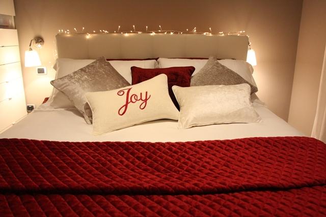 il mio letto natalizio! - simplynabiki - Camera Da Letto Dalani