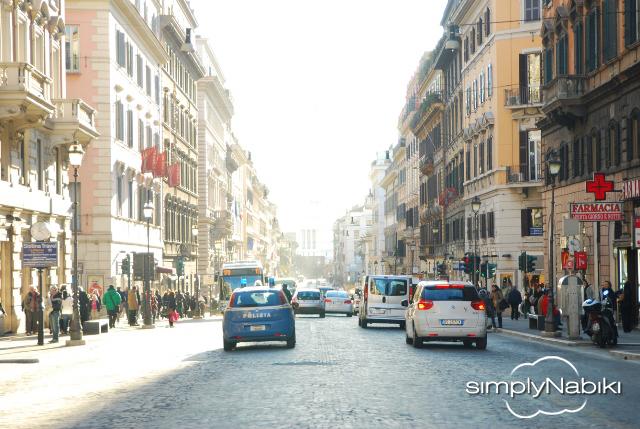Dior e simplynabiki incontro a roma simplynabiki for Corner via del corso roma