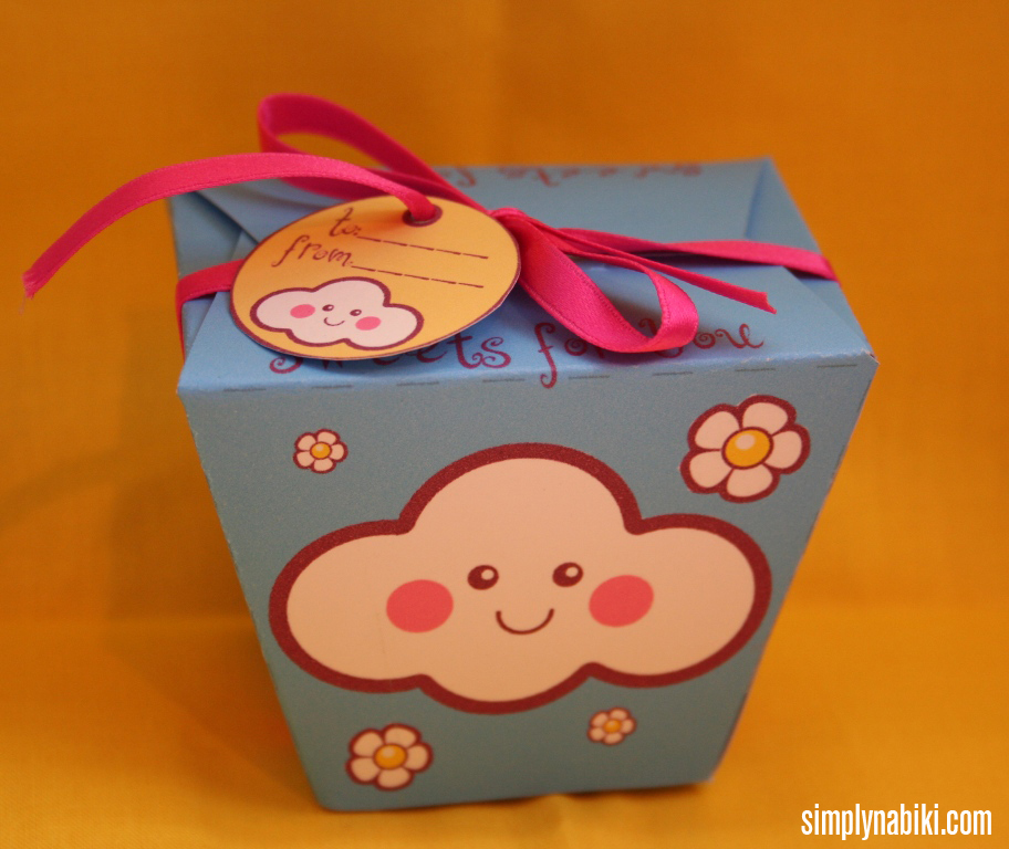 blue cloud box
