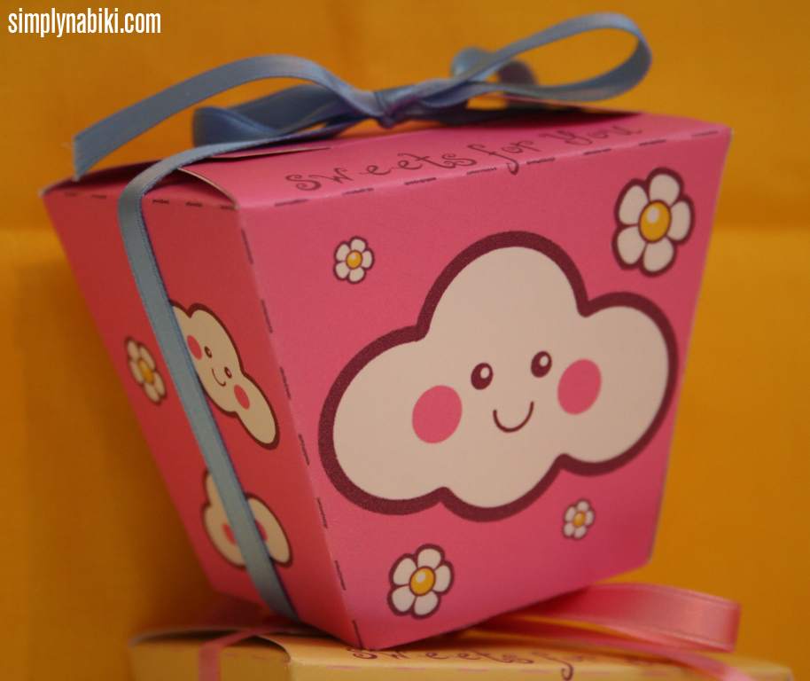 pink cloud box